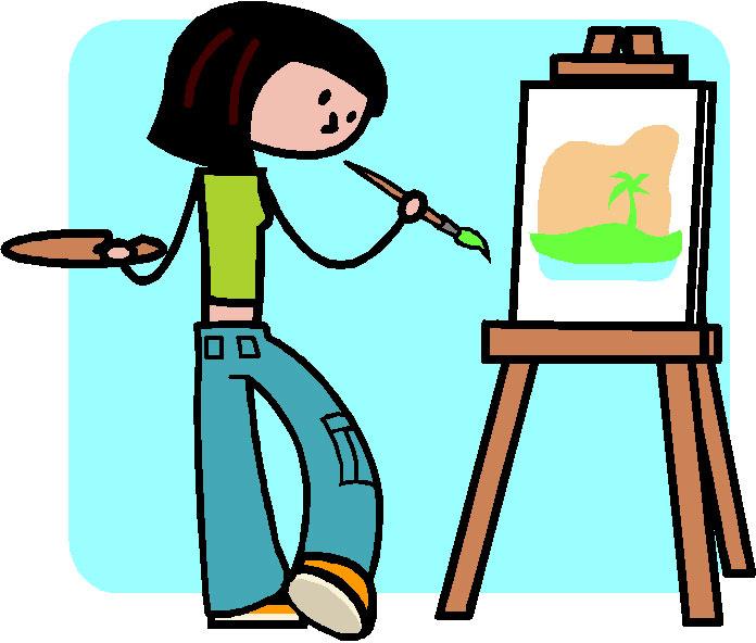 Atelier peinture et dessin apub for Artiste dessin